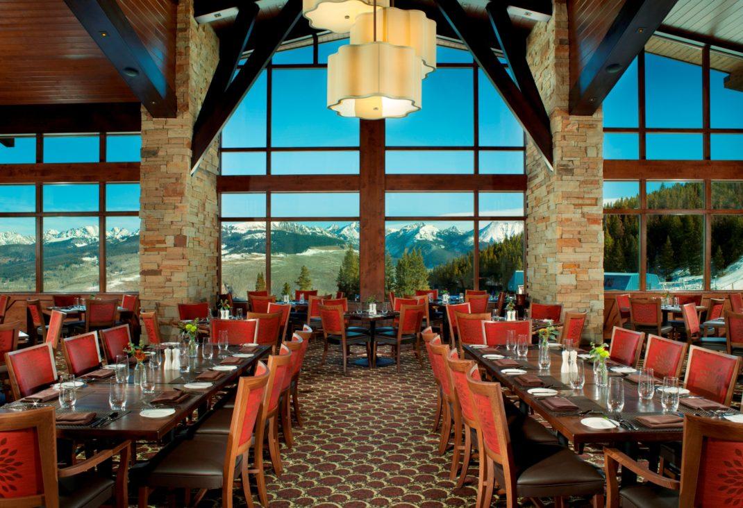 The 10 Best On Mountain Restaurants At Ski Resorts In North America Peak Eats