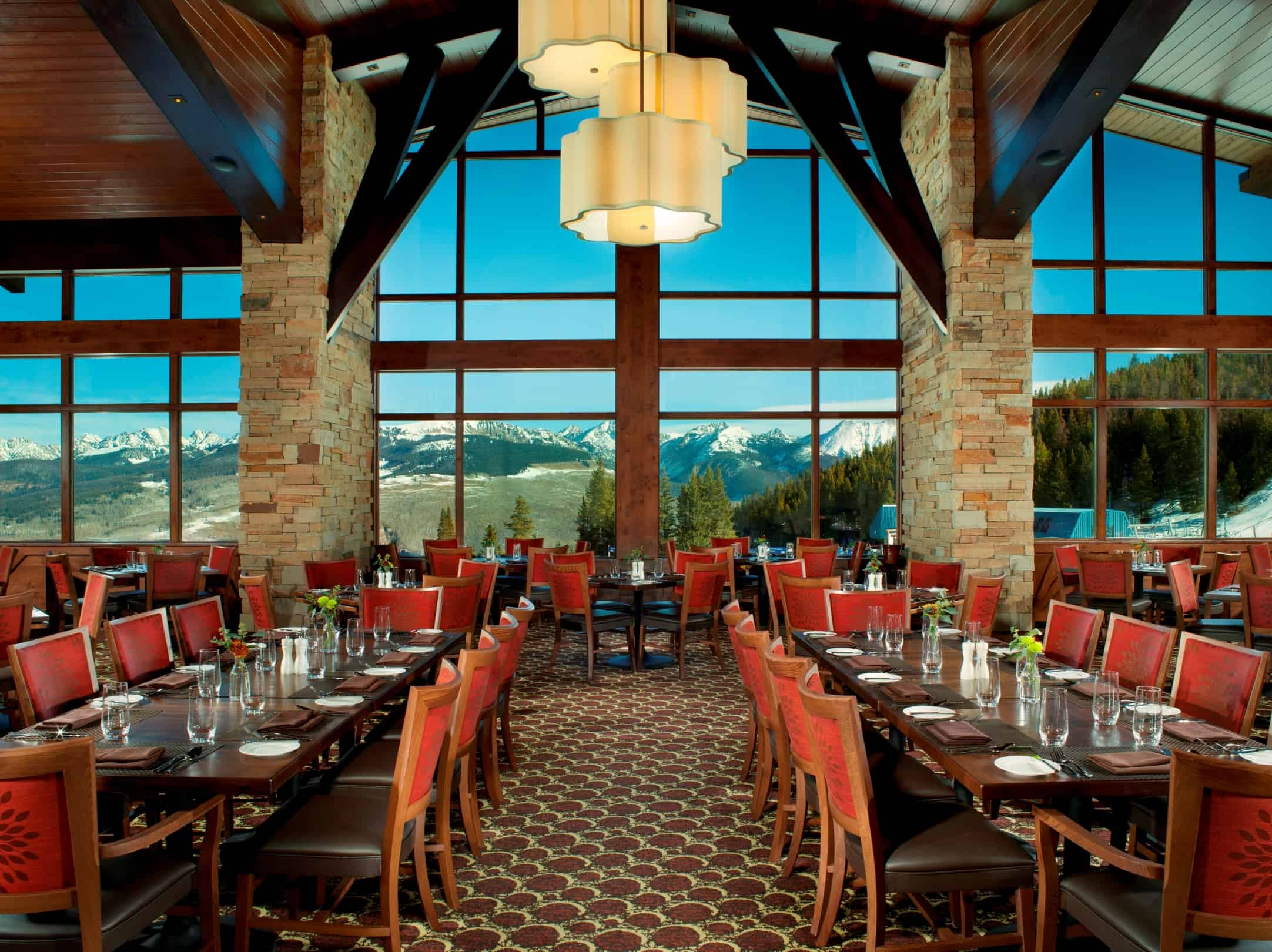 The 10 Best On Mountain Restaurants At Ski Resorts In North America Peak Eats Boomers Bucket List Travel