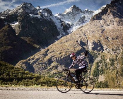 Bicycling the Alps