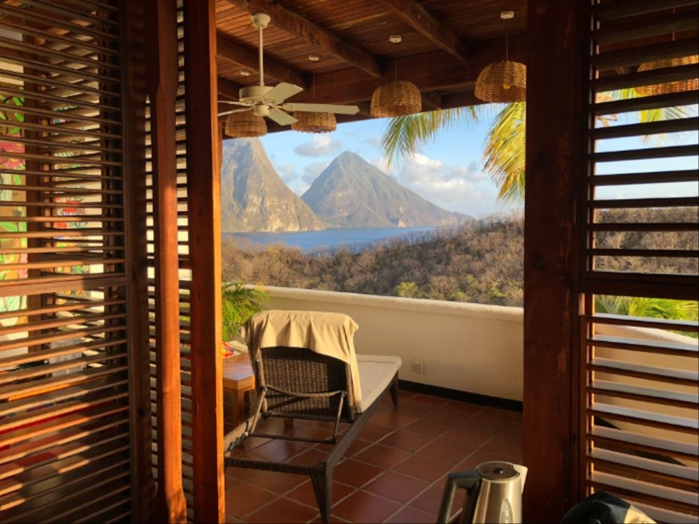 Room in St Lucia