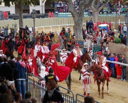 palio ceremony