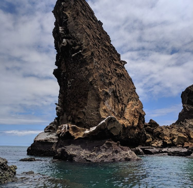Pinnacle Rock - Galapagos